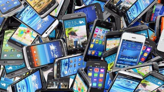 Мобильный телефон в интернете