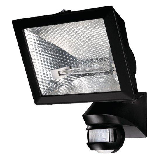 Светодиодное уличное освещение: прожекторы с датчиками движения