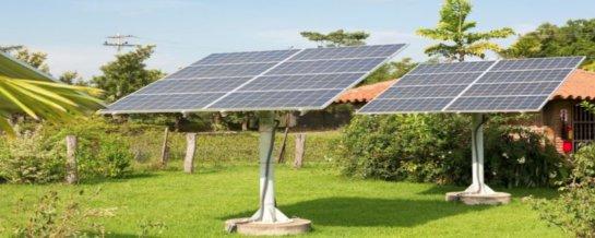 Профессиональные солнечные батареи для дома