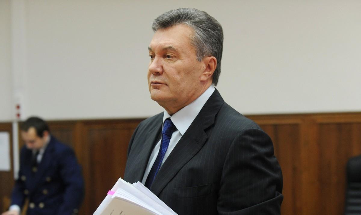 Адвокат: Закон о заочном осуждении на руку Януковичу