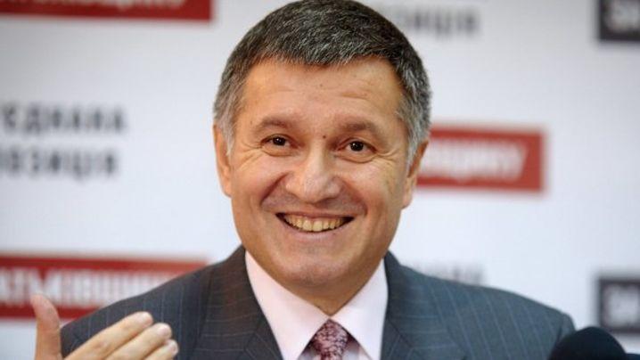 """Аваков назвал Америку """"пиндостаном"""""""