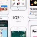 Состоялся выход обновления для iOS 10