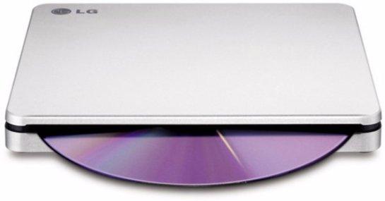Внешние оптические диски Hitachi-LG