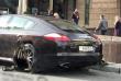 В центре Киева устроили самосуд над героиней парковки на Porsche