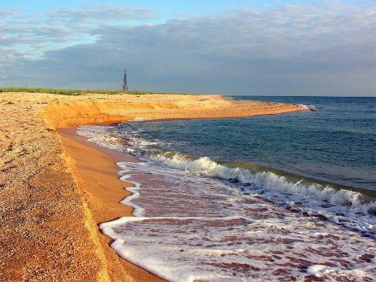 Отдых у моря: Арабатская стрелка