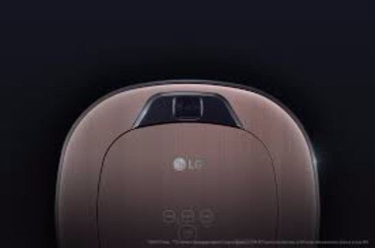 Пылесос LG VRF6570LV