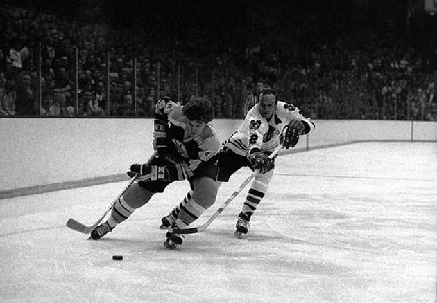 Умер знаменитый канадский хоккеист