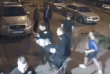 Убийство в ночном клубе Киева: видео с камер наблюдения