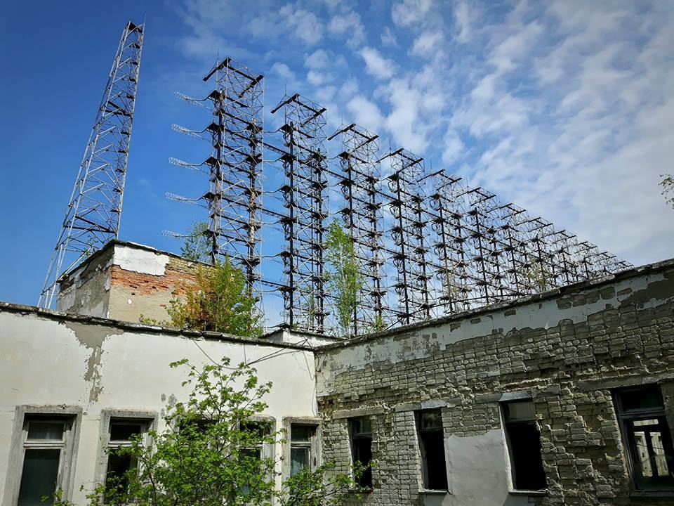 """Словно не было беды: польские фотографы """"оживили"""" мертвую Припять"""