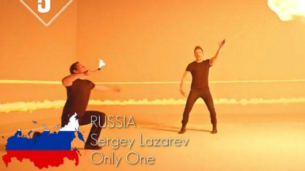 Євробачення 2016: на карті Росії Кубань теж є