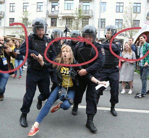 В чем эволюционная разница между россиянами и украинцами? А вот в этом. ВИДЕО