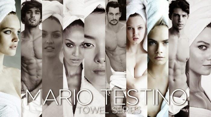 Самая сексуальная женщина снялась в знаменитой «Серии с полотенцами». ФОТО