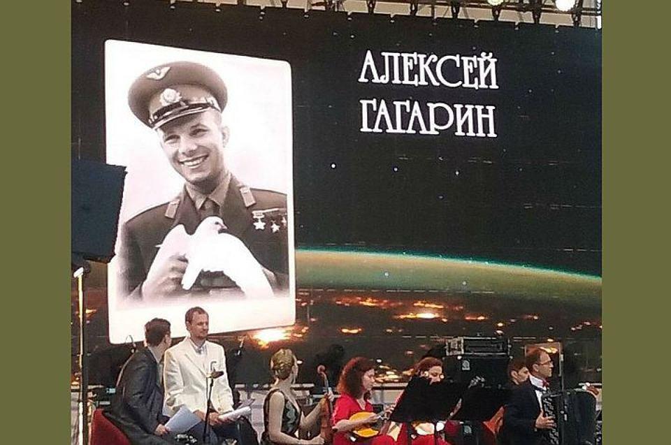 Духовноскрепные опозорились с первым в мире космонавтом: ФОТО конфуза