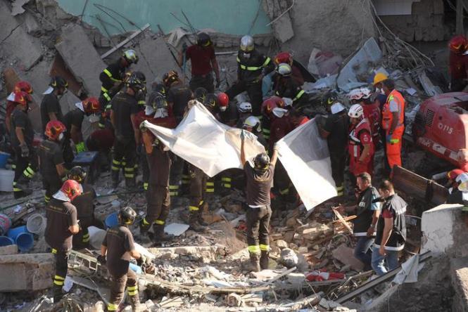 Моторошна трагедія: безліч загиблих. ФОТО