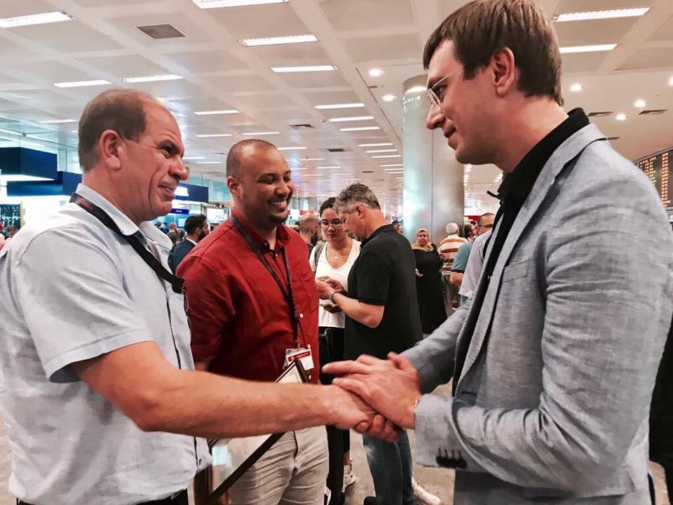 Скандал с украинским летчиком-героем и Лавровым: министр прояснил ситуацию