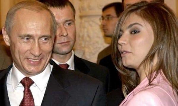 Не Кабаєвою єдиною: таємна армія коханок Путіна