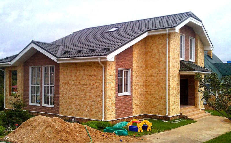 Качественное строительство экономичных загородных домов