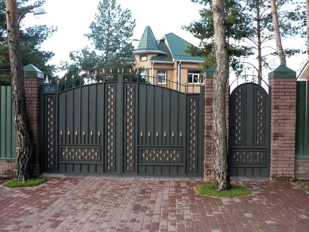 Качественные ворота любой сложности и размера