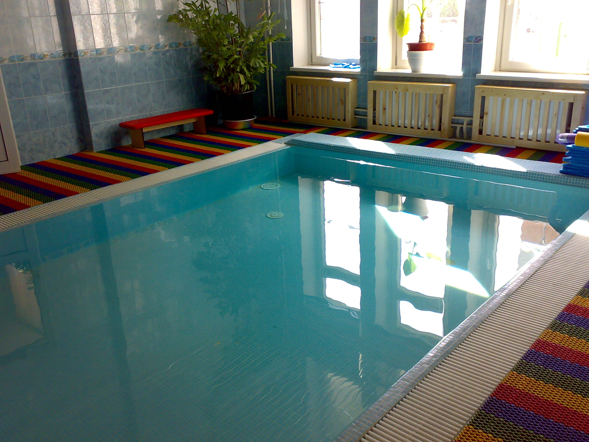 Качественное строительство бассейнов любого типа