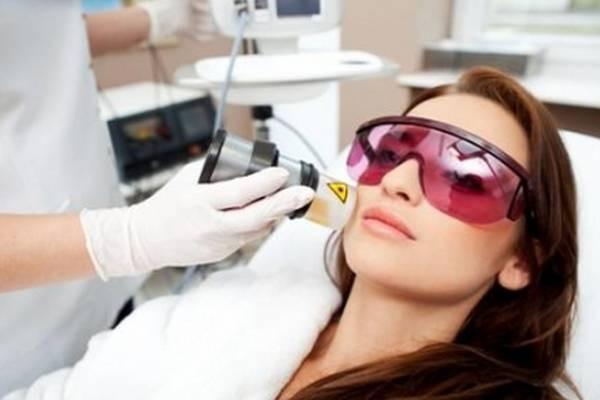Услуги салона красоты с новыми лазерными технологиями