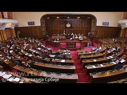 Депутаты довели до слез спикера парламента