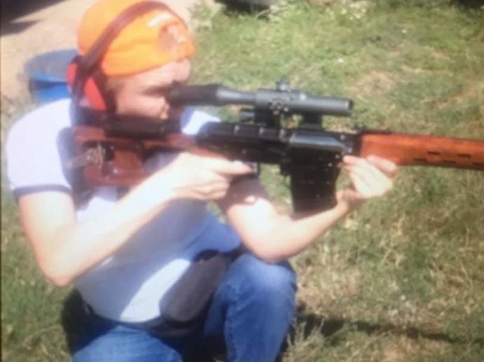 В Кыргызстане задержали снайпершу, убивавшую украинских солдат на Донбассе. ФОТО