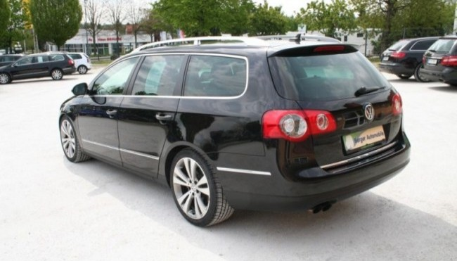 Volkswagen Passat Variant 2.0 TDi 2006 г.в. Пробег 100.000 км. Цена 9995 евро (Германия)