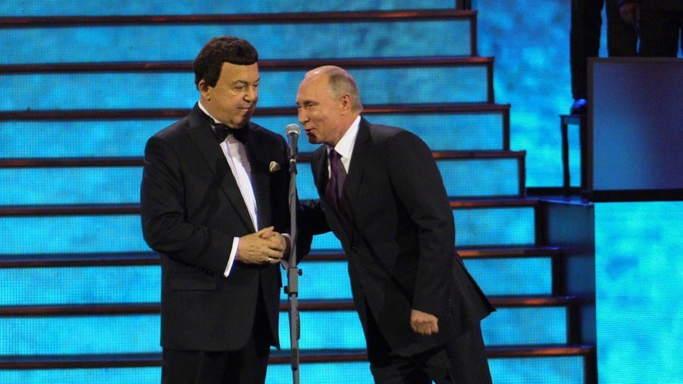 Любовница Путина засветилась с ним на одном мероприятии