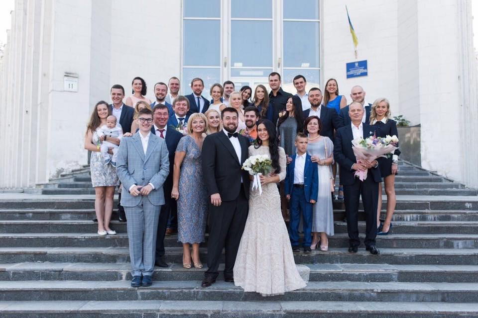 «Кого там только не было»: Свадьба Луценко младшего. Гости в шоке (фото)