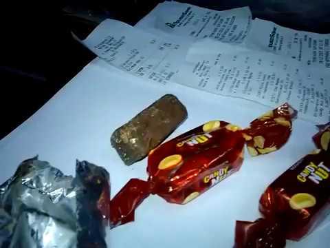 Ужас! Перед покупкой сладостей от Порошенко тысячу раз проверьте содержимое