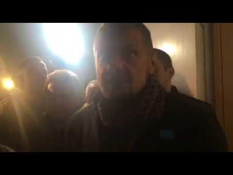 """Істерика Мосійчука у Святошинському суді: """"Б***ь, ти ж с**а! Застрелив му**к!"""" (відео 18+)"""