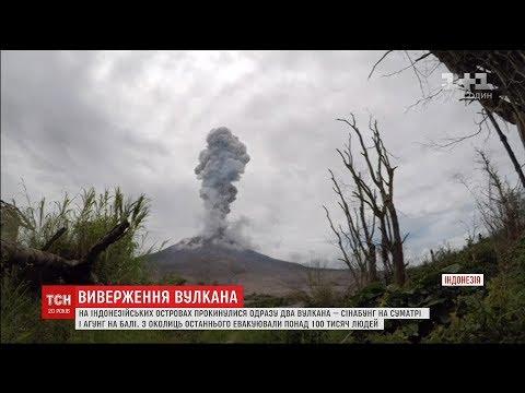 Пепел поднялся на три километра: как выглядит катастрофическое извержение вулкана. ВИДЕО