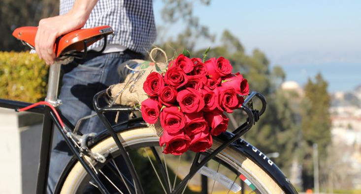 Красивые цветы с быстрой доставкой в Херсоне на дом