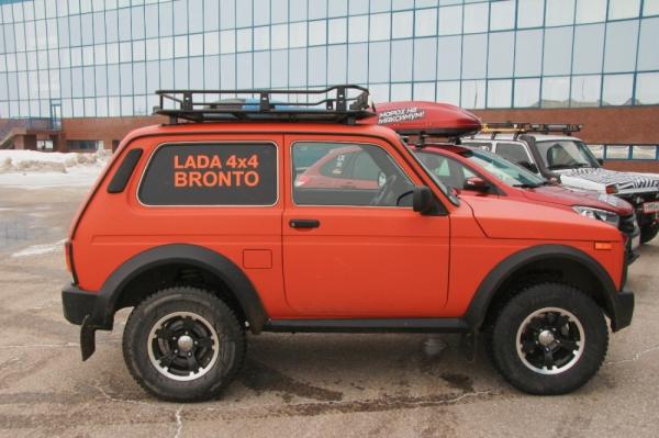 Нове чудовисько Автовазу коштує дурних грошей. ФОТО, ВІДЕО
