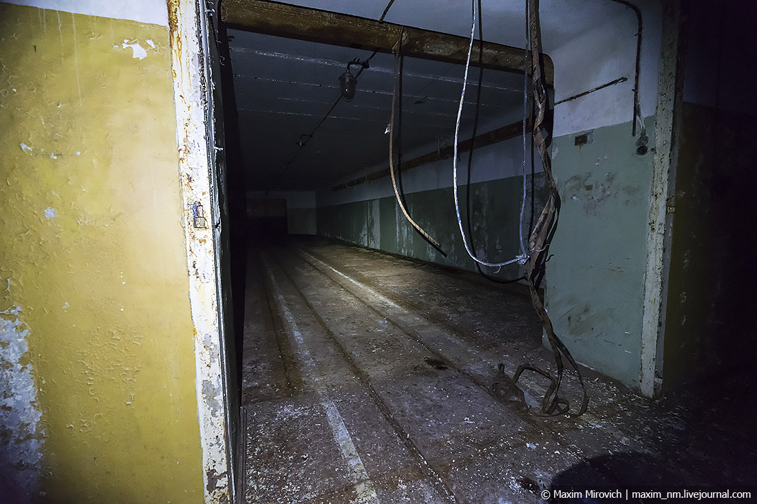 Где хранилось советское ядерное оружие: экспедиция сталкеров. ФОТО