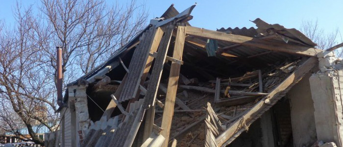 Разруха и нищета: как сегодня выглядит село, восставшее против боевиков. ФОТО