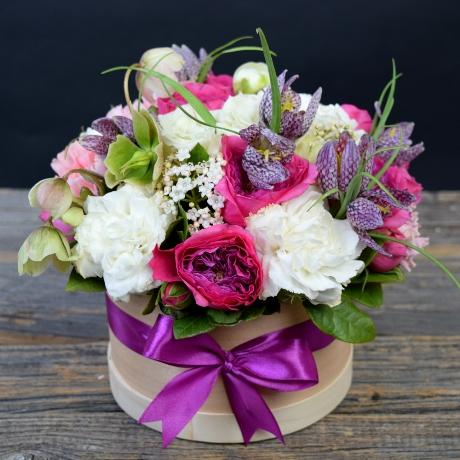 Букеты свежих цветов с быстрой доставкой
