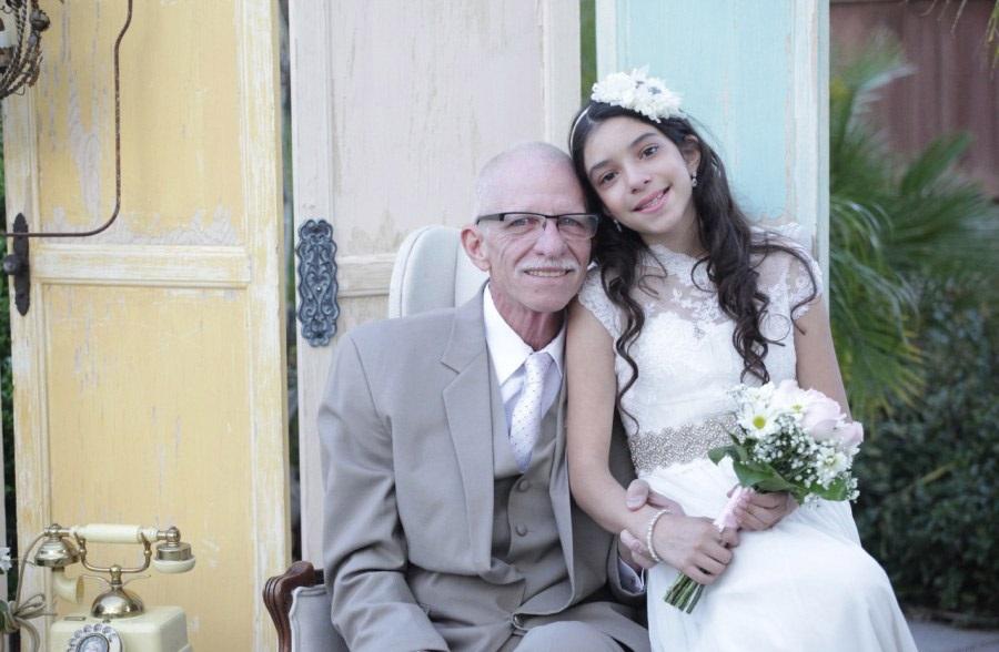 Шокуюче «весілля» 62-річного старого та 11-річної дівчини сколихнуло весь світ