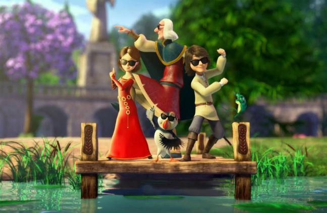 «Ежик Бобби» и еще 6 классных мультфильмов, чтобы посмотреть всей семьей