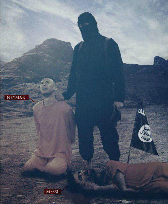 Террористы ИГ намерены казнить звезд мирового футбола. ФОТО