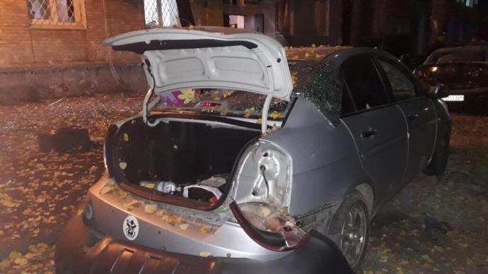 В Киеве взорвали депутата Мосийчука