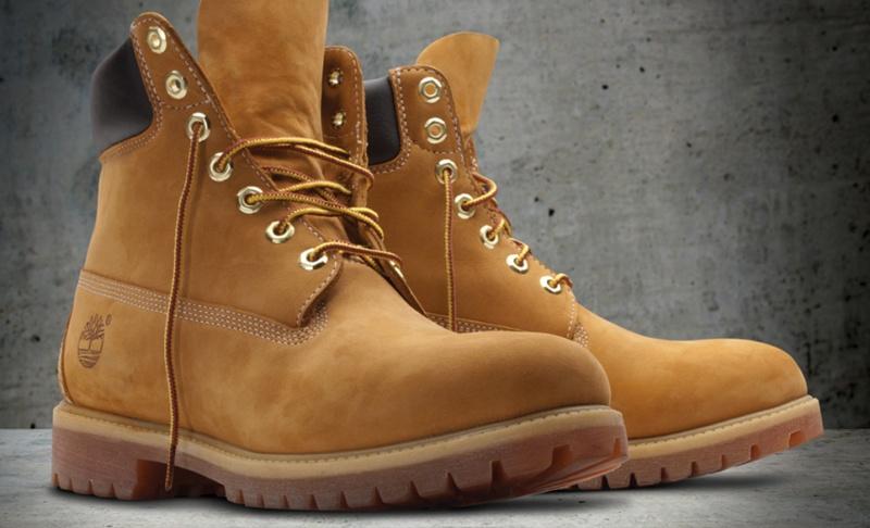 Оригинальные ботинки Тимберленд