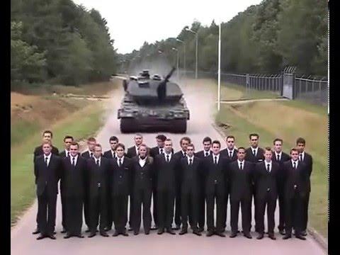 Тормоза танка проверяю на инженерах-проектировщиках: мороз по коже. ВИДЕО