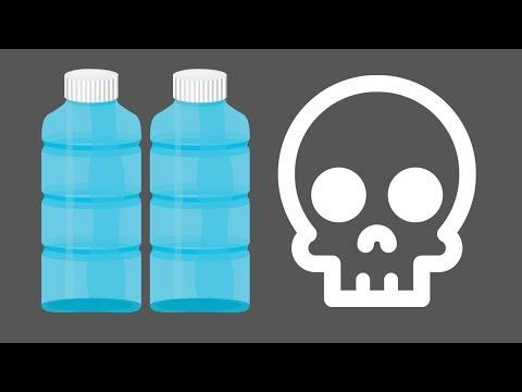 Какая доза воды тебя убьет? А кофе? А шоколада?