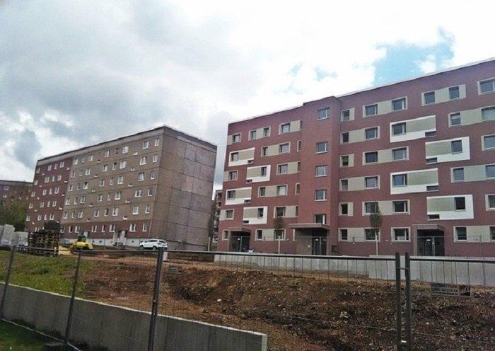 Как в Германии преображают советские «хрущевки»: до и после реновации. ФОТО
