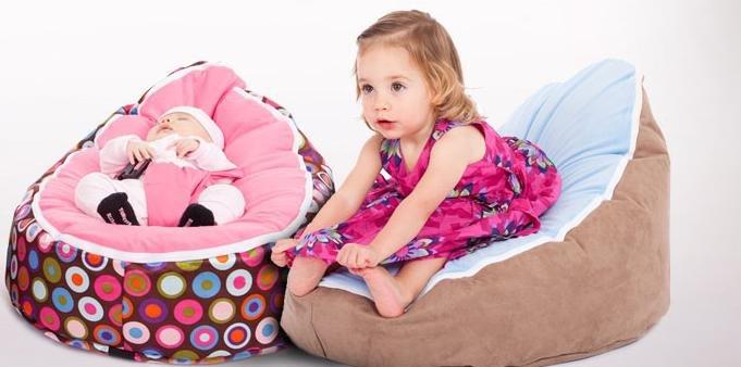 Кресло-мешок может стать неотъемлемой частью любого интерьера