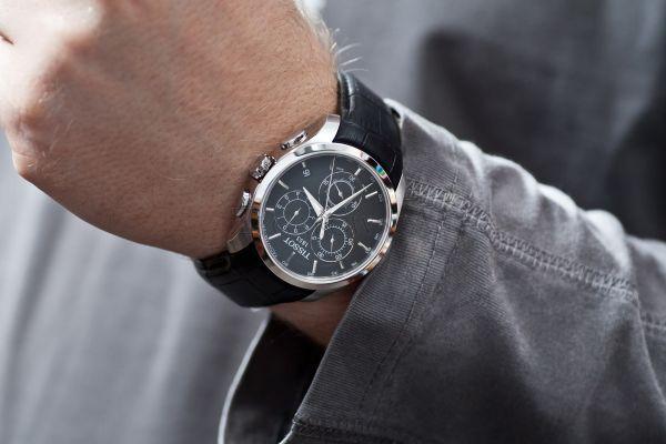 Часы Tissot — время, носимое с собой