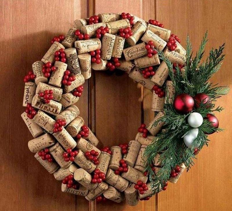 поделки для рождества