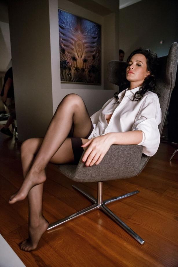 В Сеть попали снимки с эротического фильма с участием Поляковой и Астафьевой