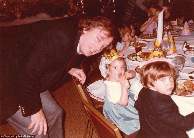 Уютный и домашний Дональд Трамп на снимках из всплывшего семейного архива